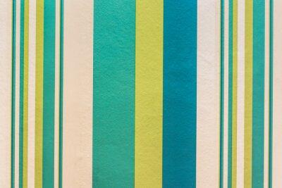 Image Abstract vintage background coloré à rayures sur le mur