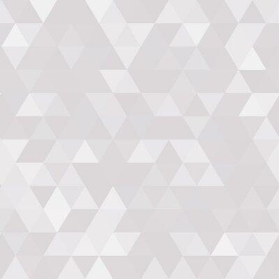 Image Abstrait arrière-plan géométrique de polygones triangulaires