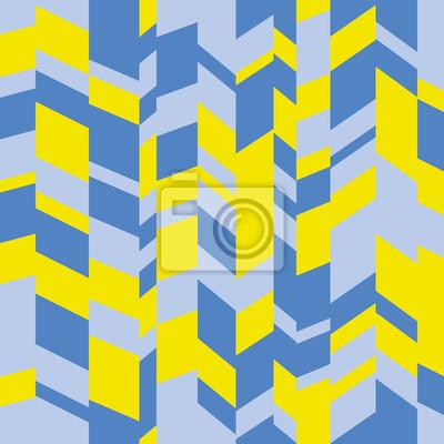 1693332f1 Modèle sans couture avec des formes géométriques aléatoires vives. Texture