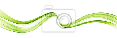 Image Abstrait coloré vecteur, onde de couleur pour la conception brochure, site Web, flyer.