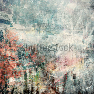 Image Abstrait grunge, texture rayée