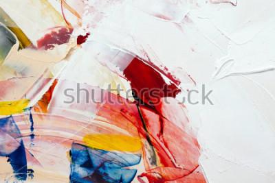 Image Abstrait peint