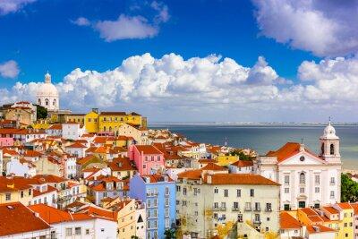 Image Alfama de Lisbonne Cityscape