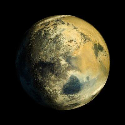 Image Alien exo planète