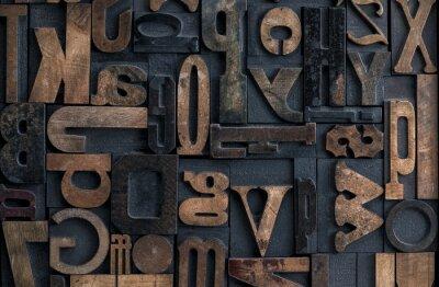 Image Alphabet alphabétique