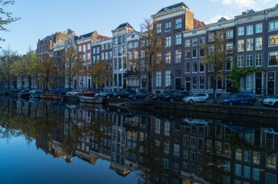 Image Amsterdam canal
