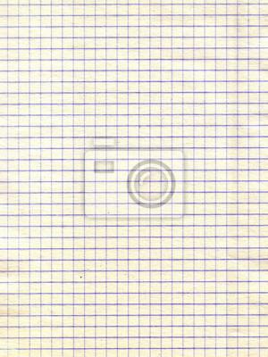 Ancien Papier Quadrille Ou Papier Bloc Notes Peintures Murales