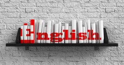 Image Anglais. Concept Education.