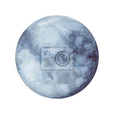 Image Aquarelle Planète