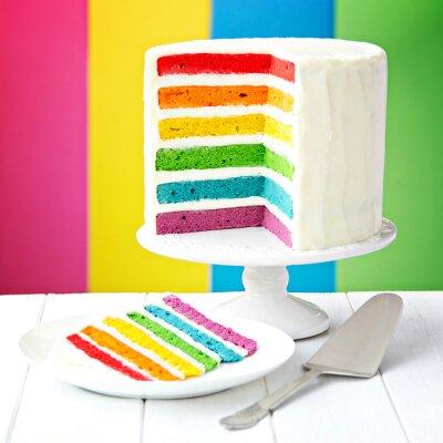 Image Arc-couche de gâteau