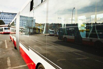 Image Arrêt de bus