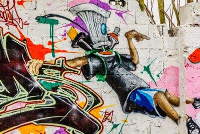 Image Art de la rue Graffiti