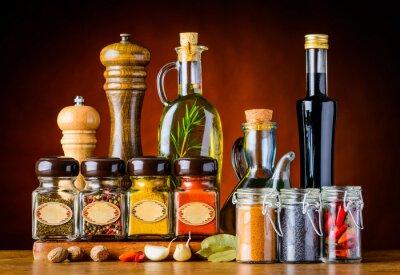 Image Assaisonnement alimentaire et épices