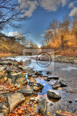 Image Automne Appalachian Mountain Stream