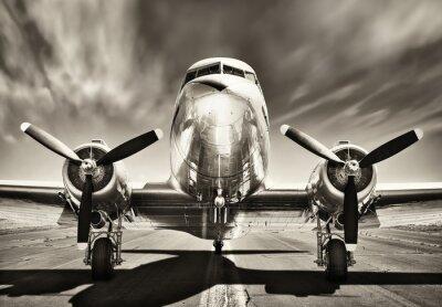 Image Avion vintage