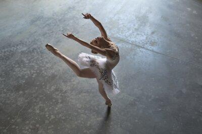 Image Ballerine à l'intérieur