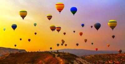 Image Ballons CappadoceTurquie.