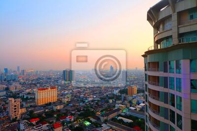 Bangkok métropolitain., Bangkok, Thaïlande.