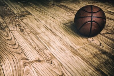 Image Basket-ball sur Hardwood 2