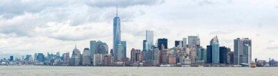 Image Basse Manhatta NYC Panorama