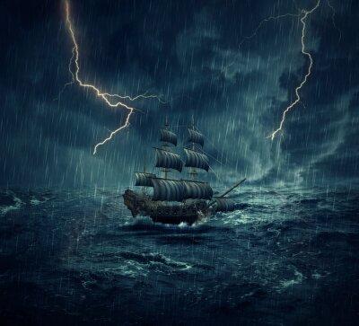 Image bateau fantôme