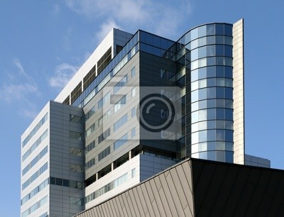 B timent superbe de bureau de gratte ciel moderne larchitecture