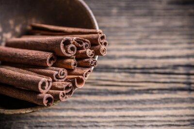 Image Bâtonnets de cannelle