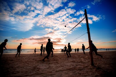 Image Beach-volley