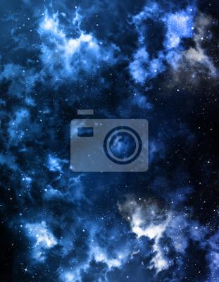 beau fond de l'étoile du ciel dans l'espace ouvert