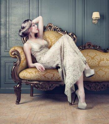 Image beau portrait de femme