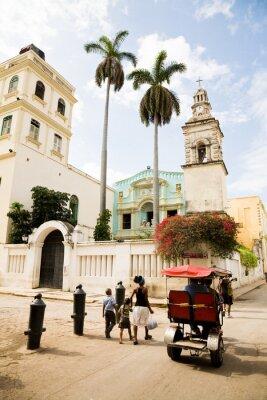Image Belen couvent, La Havane