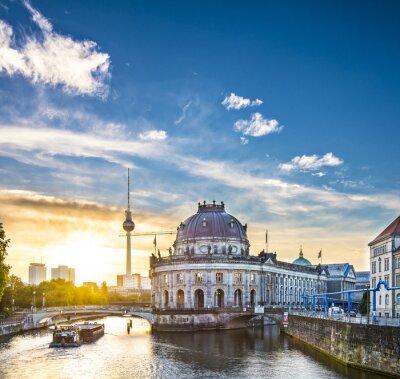 Image Berlin, Allemagne scène à l'île aux musées