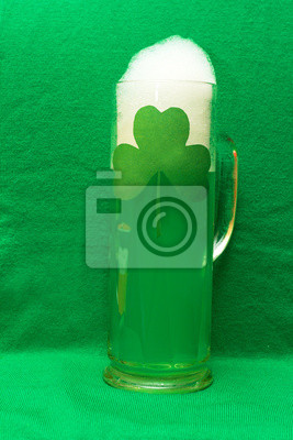 bière verte