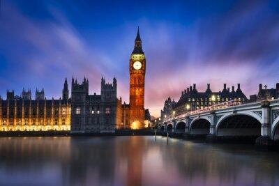 Image Big Ben et la Chambre du Parlement