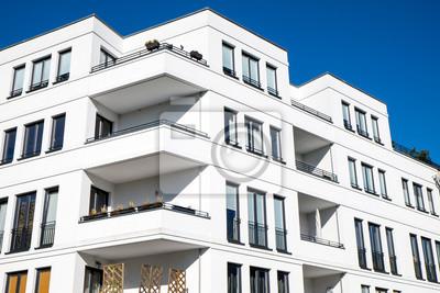 Image: Blanc maison moderne