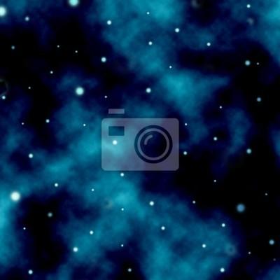 bleu nuit sur fond de ciel avec des étoiles