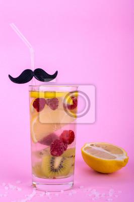 Boisson naturelle aux fruits