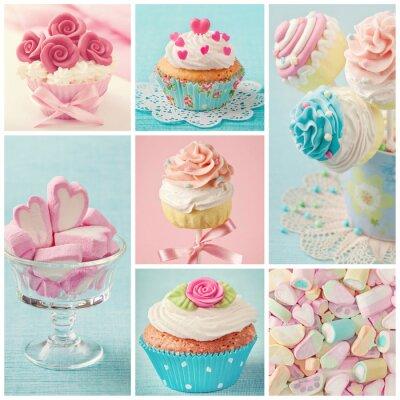Image Bonbons aux couleurs pastel