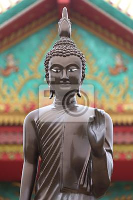 Image Bouddha dans un temple à Nakhon Ratchassima