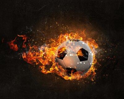 Image Boule, brûler, feu