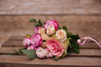 Image bouquet de la mariée