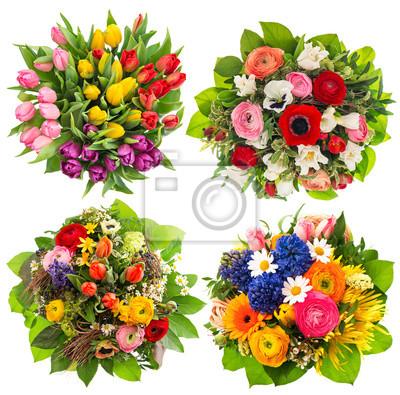 Image Bouquets De Fleurs Décoration Florale Anniversaire De Pâques