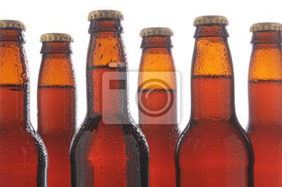 Bouteilles de bière agrandi