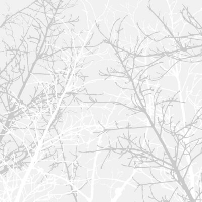 Image Branches texture pattern. Soft background.