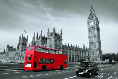 Image Bus in London