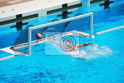 Image But de water polo