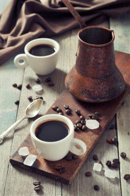 Image Café dans des gobelets