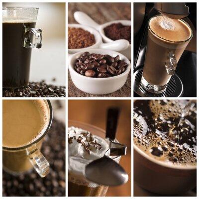 Image Café - un collage