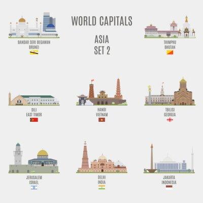 Image Capitales mondiales