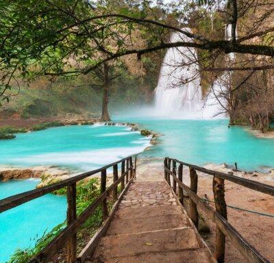 Image Cascade au Mexique